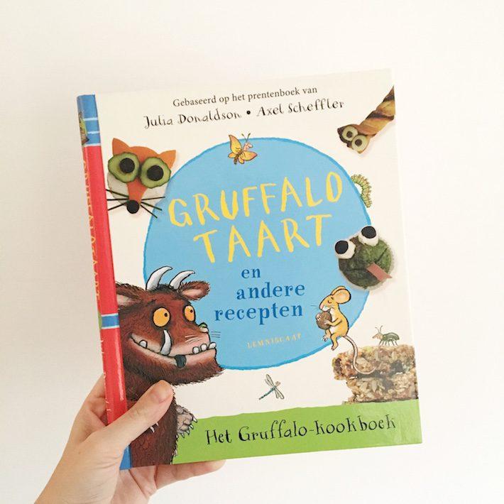 gruffalo kinderkookboek