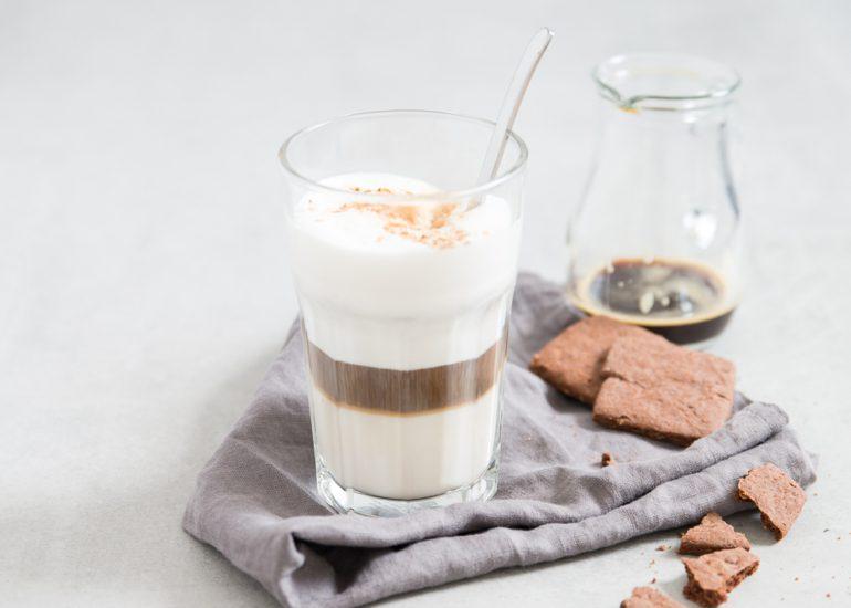 Chai Coffee Latte