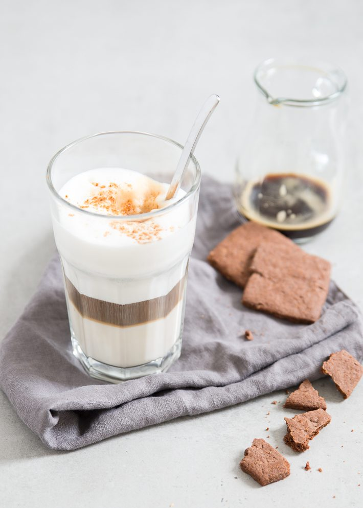Chai Coffee Latte