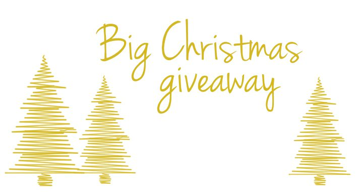 big christmas giveaway