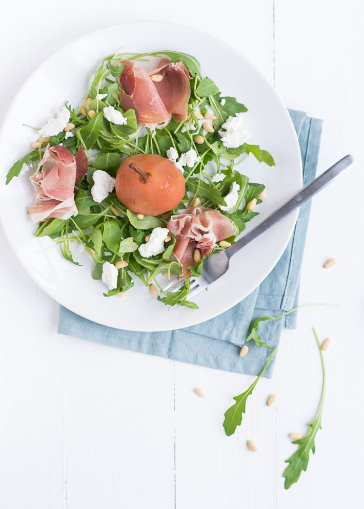 salade-stoofpeer-geitenkaas