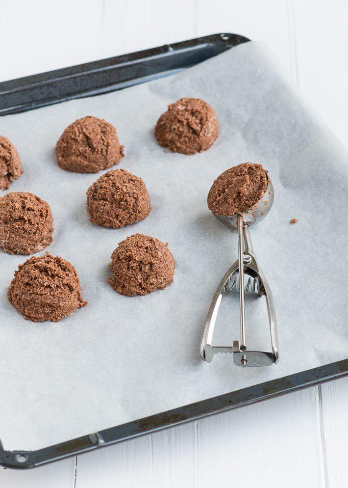 chocolade-kokosbollen