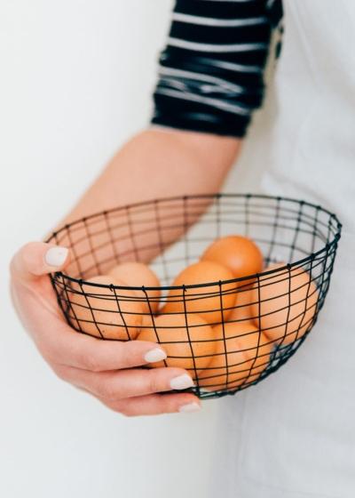 5 recepten met ei voor Pasen