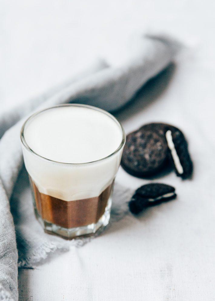 Plantaardige melk test