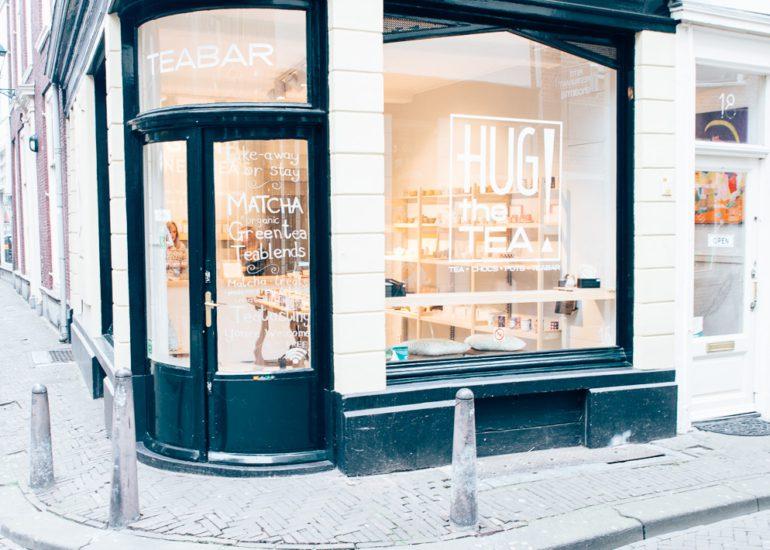 Hotspot: Hug the Tea - Den Haag
