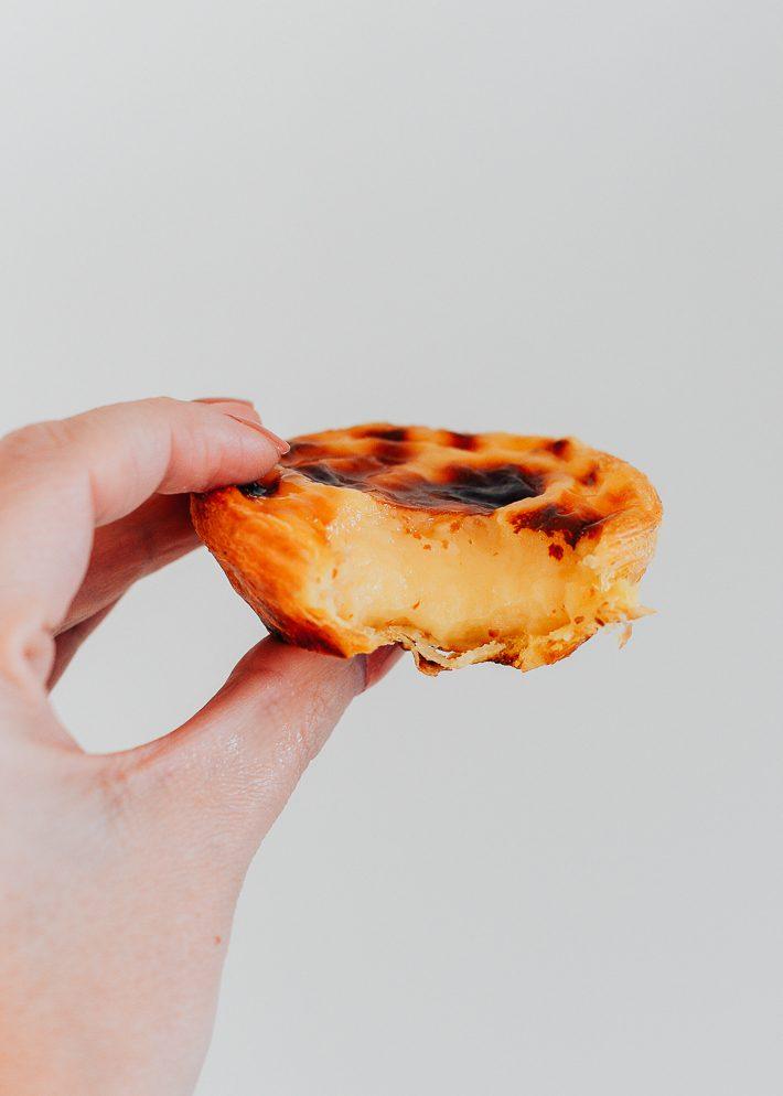manteigeira pasteis de nata