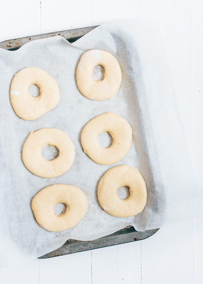 zelf donuts maken