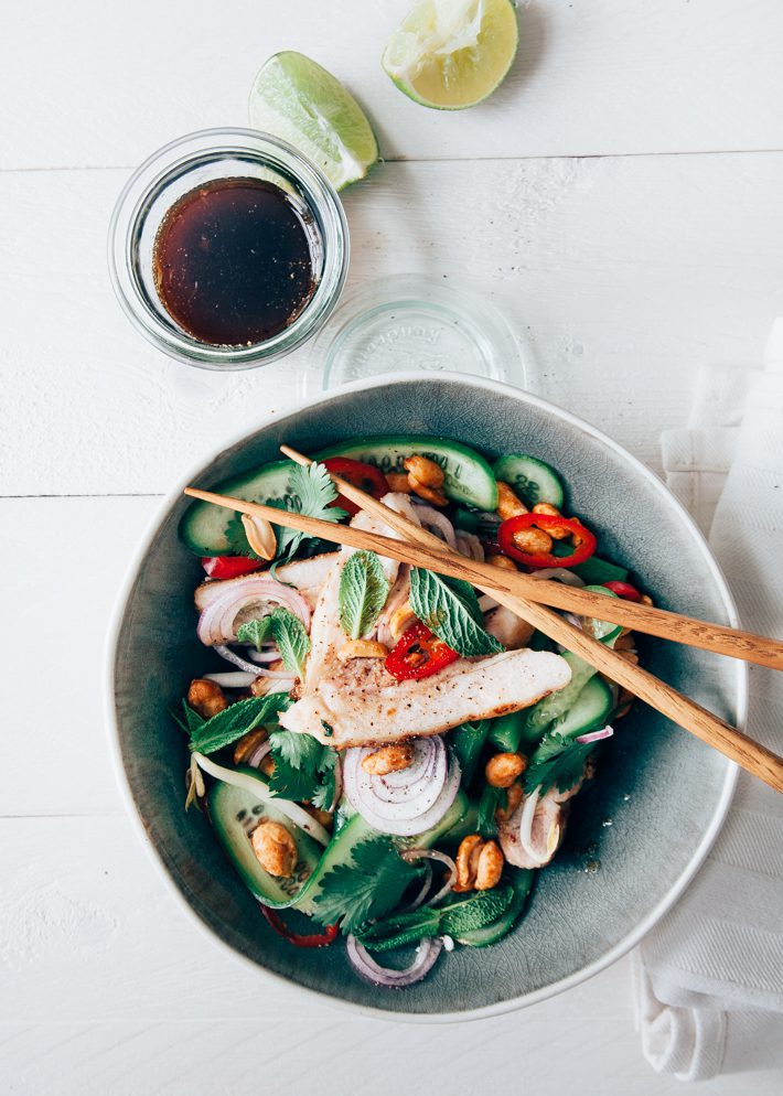 Thaise salade