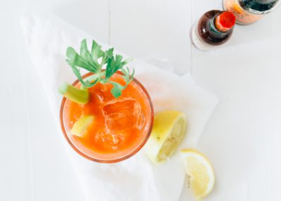 Bloody Mary Cocktail (video)