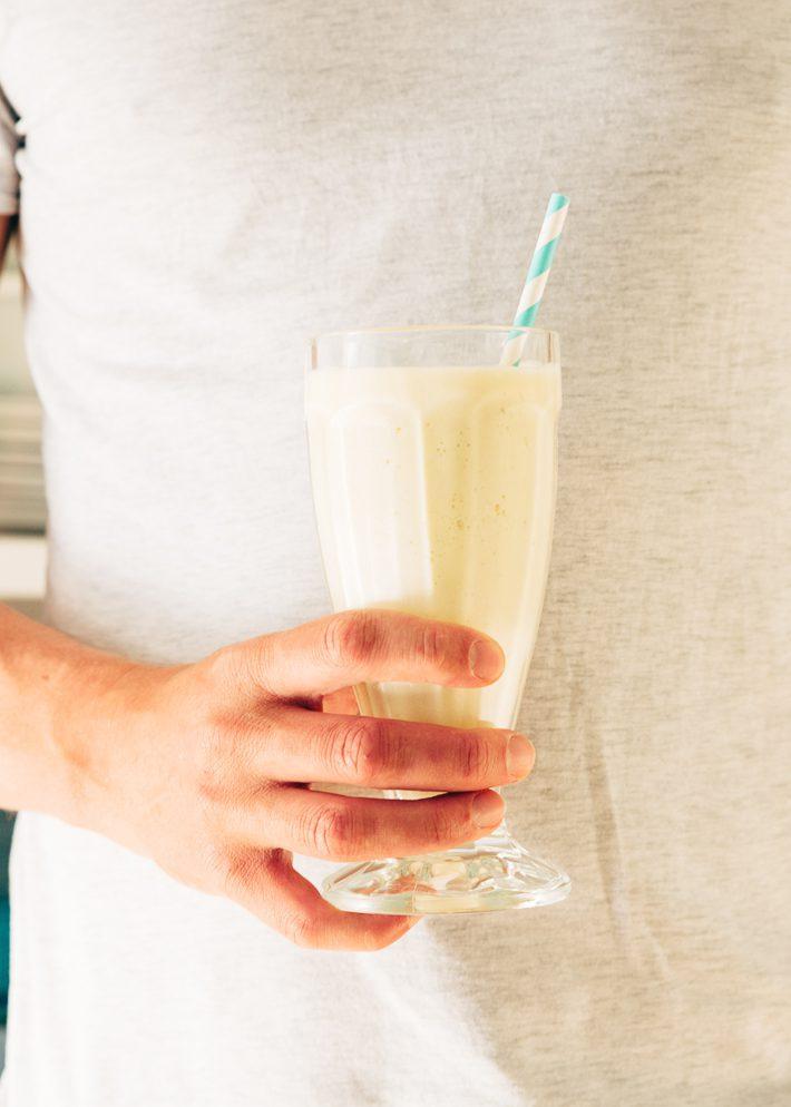 gezonde milkshakes