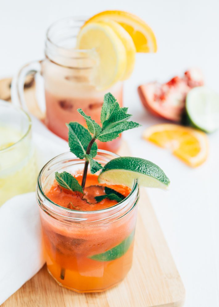 Mocktail recept