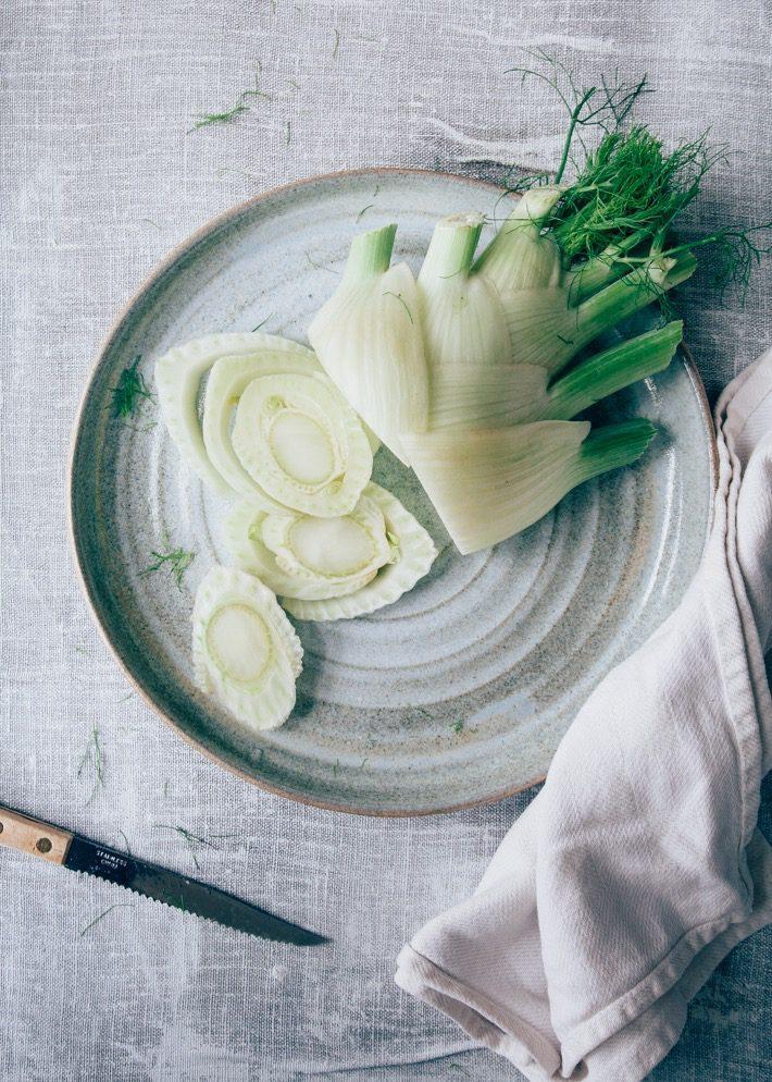 bruschetta met sardientjes