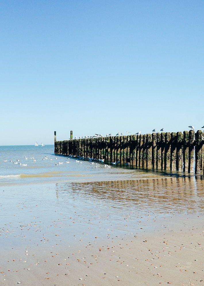 strandhuisje zeeland