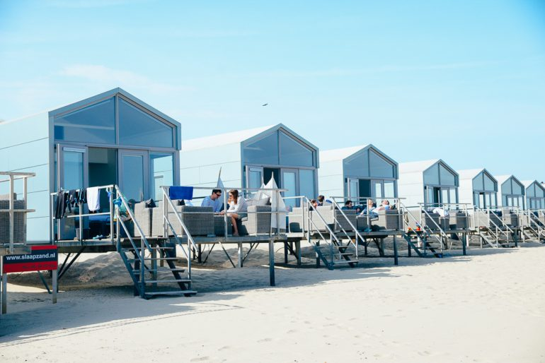 Diary: Slapen in een strandhuisje in Zeeland