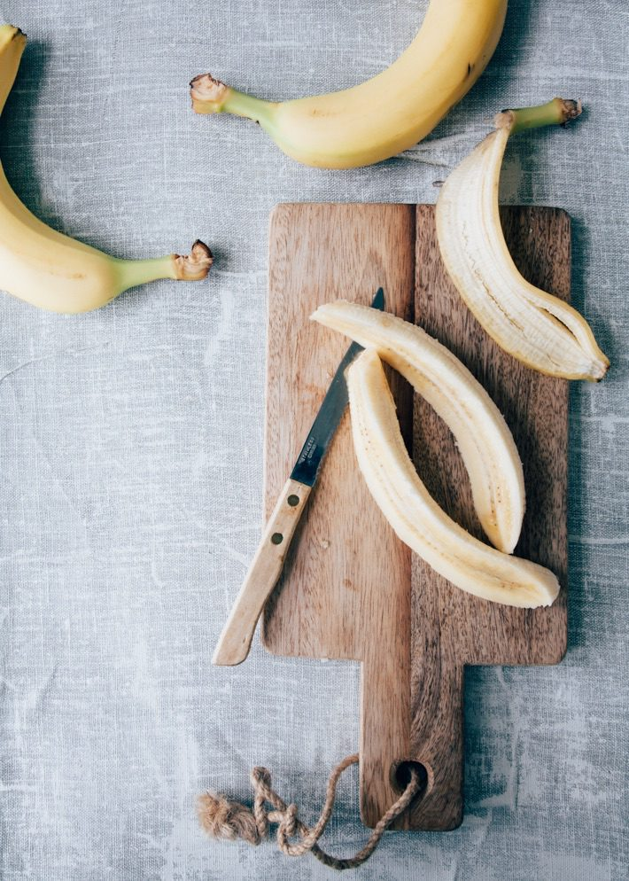 ingredient banaan