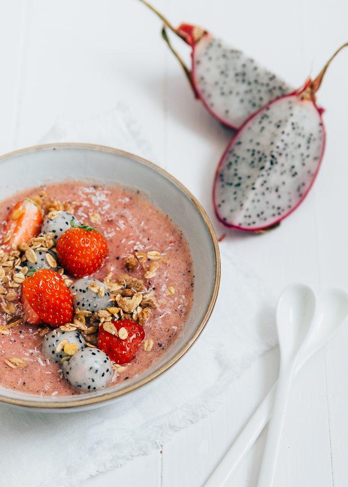 dragon fruit bowl-