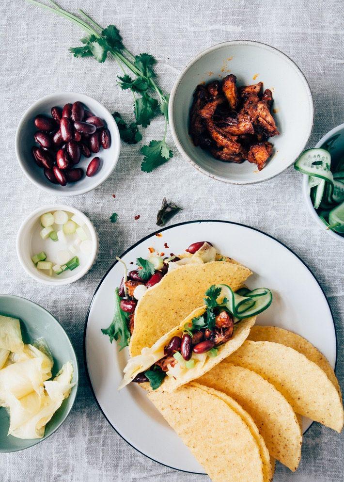 Taco recept