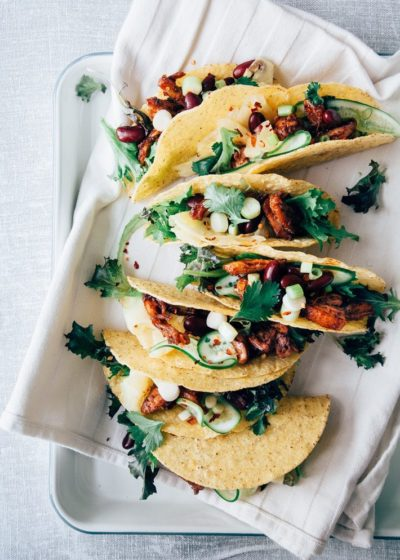 7 x taco recepten