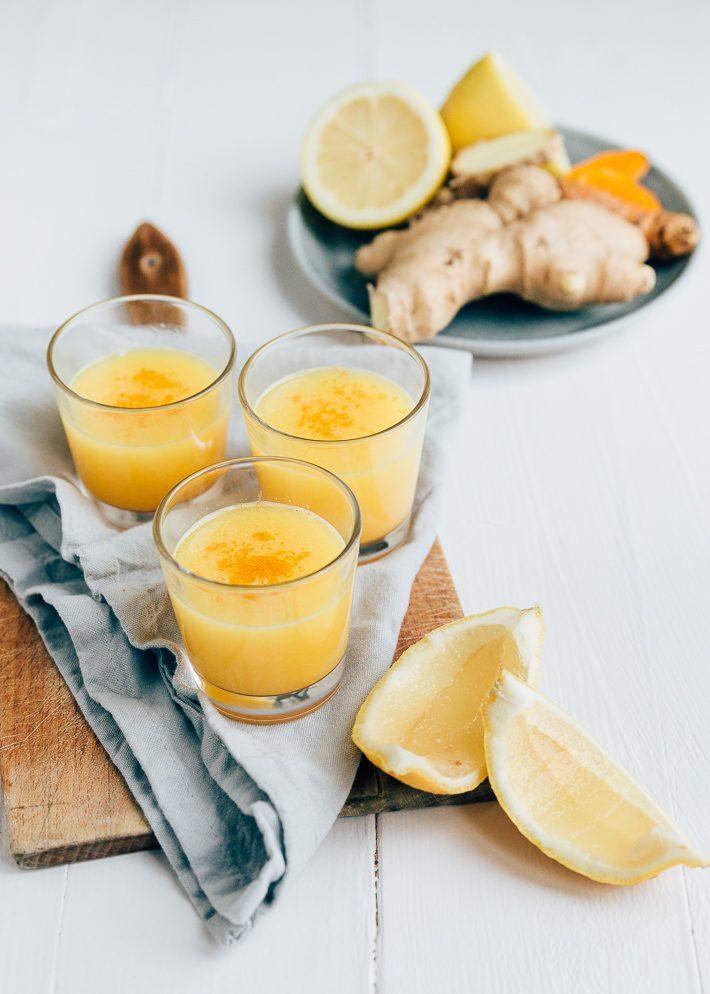 citroen gember shot-