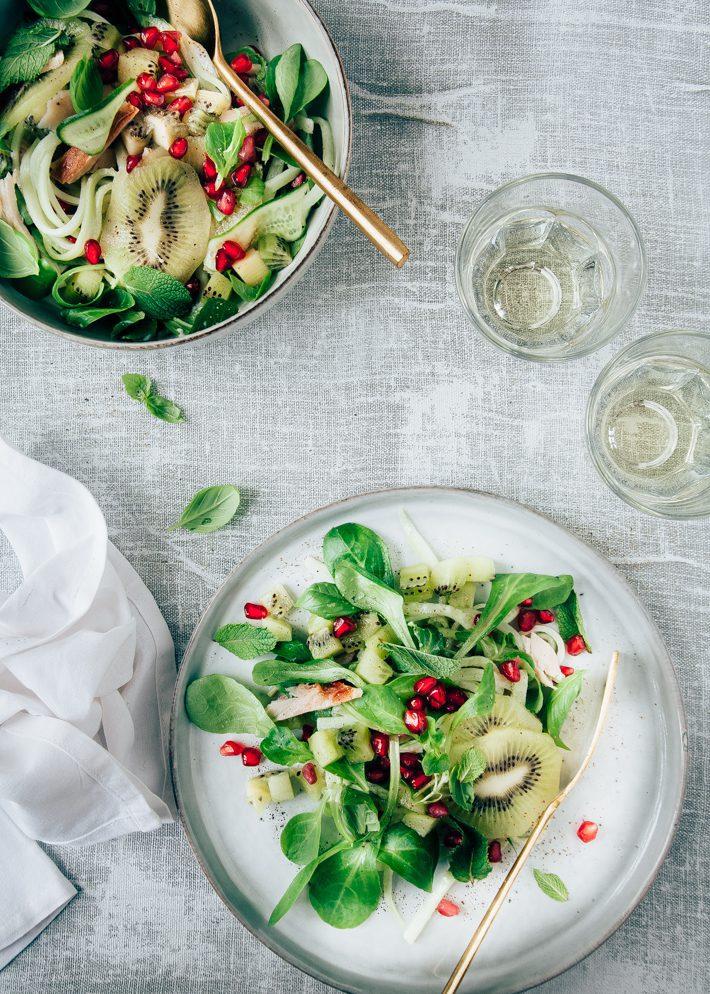 Komkommersalade recept