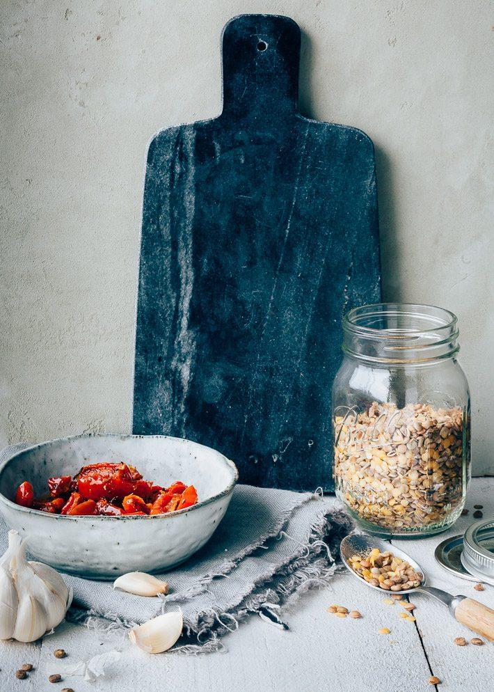 linzensalade recept