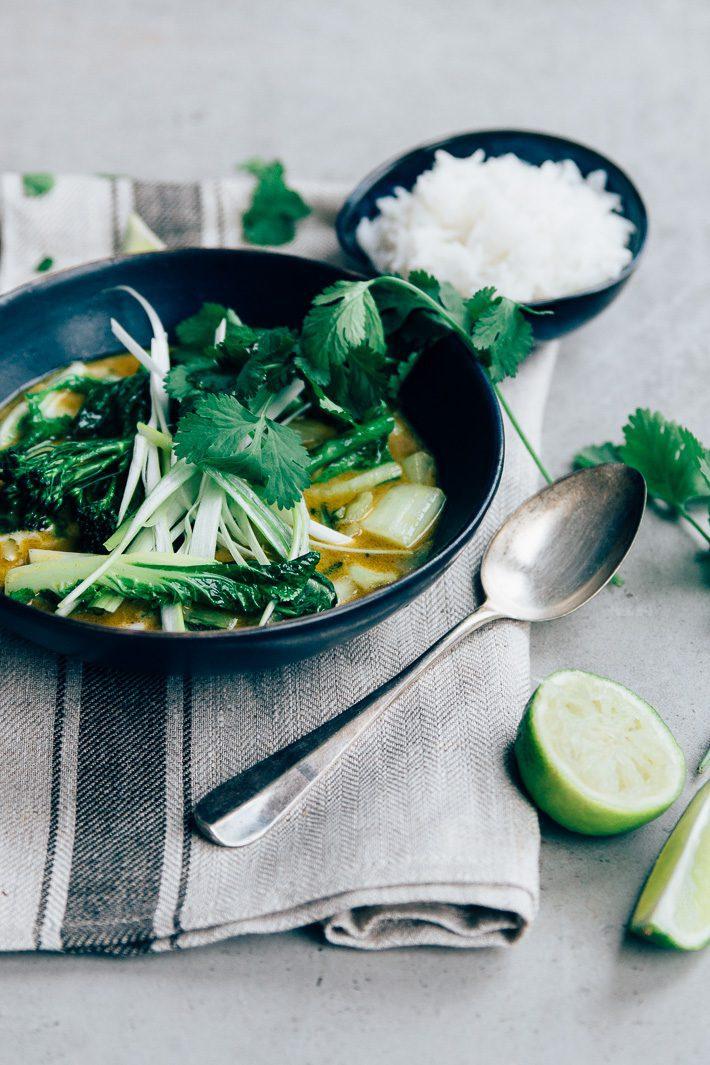 thaise currry