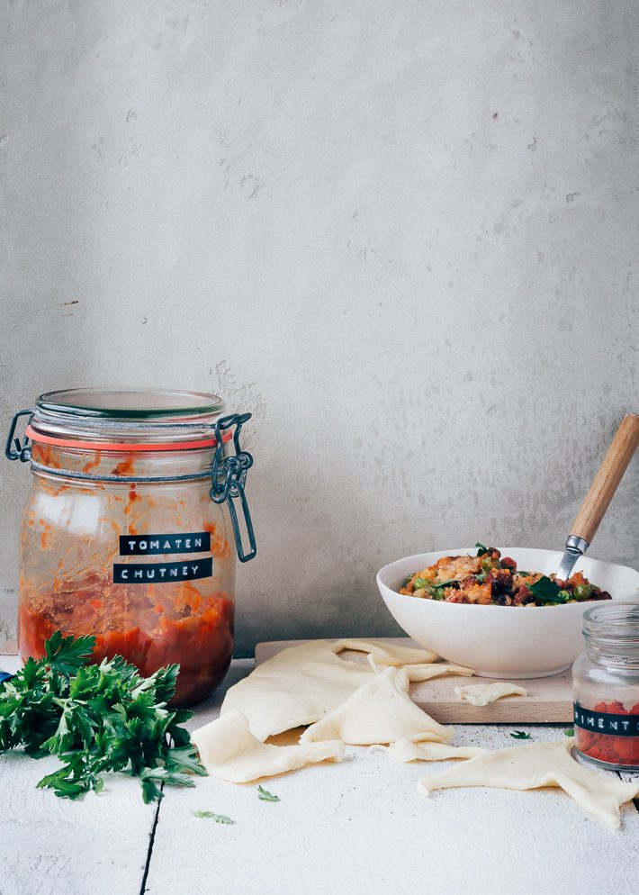 Empanada recept