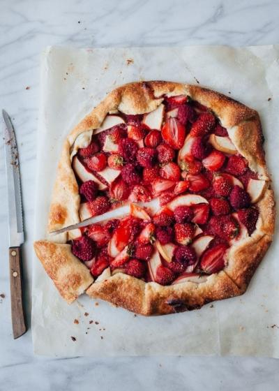 10 x fruittaart recepten