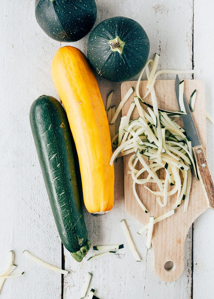 ingredient courgette