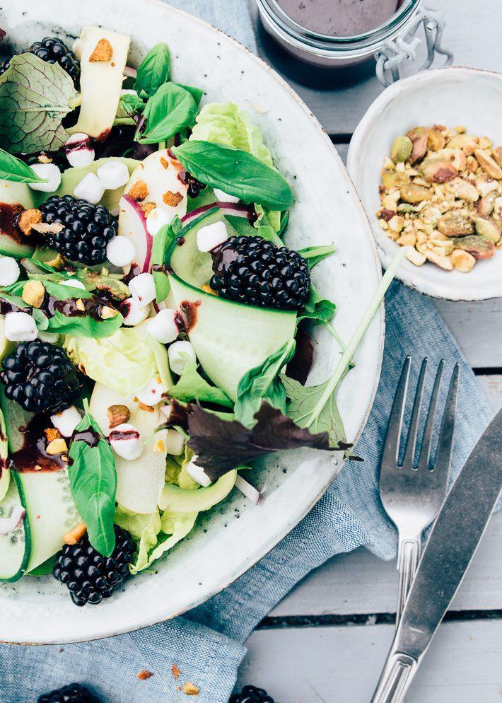 geitenkaas salade-