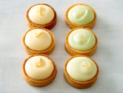 Review: Kleine taartjes