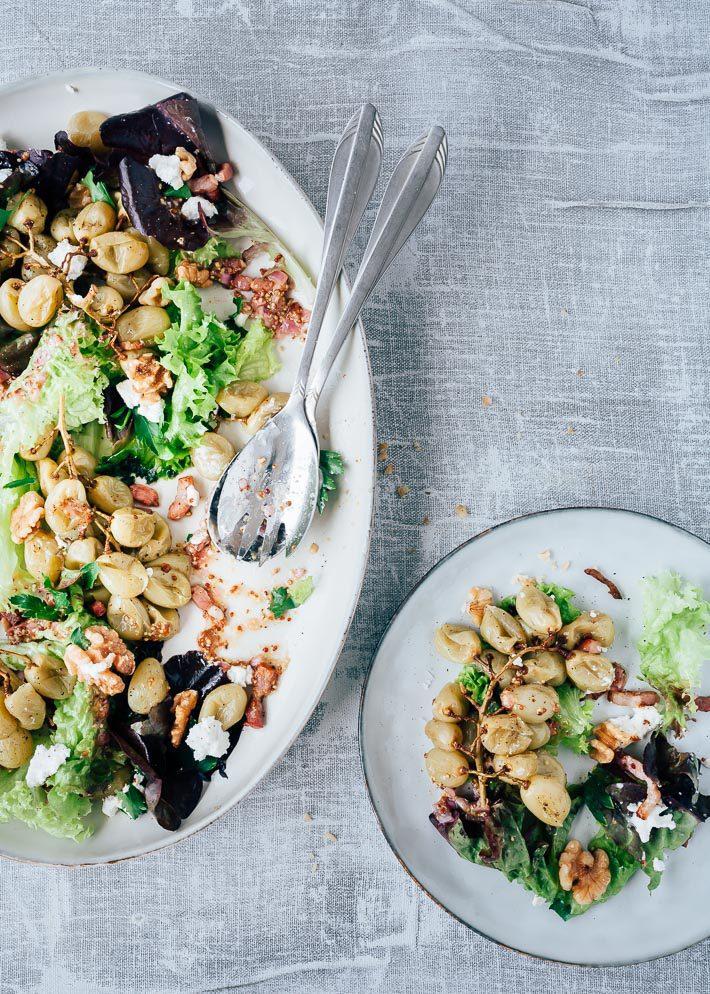 druiven salade