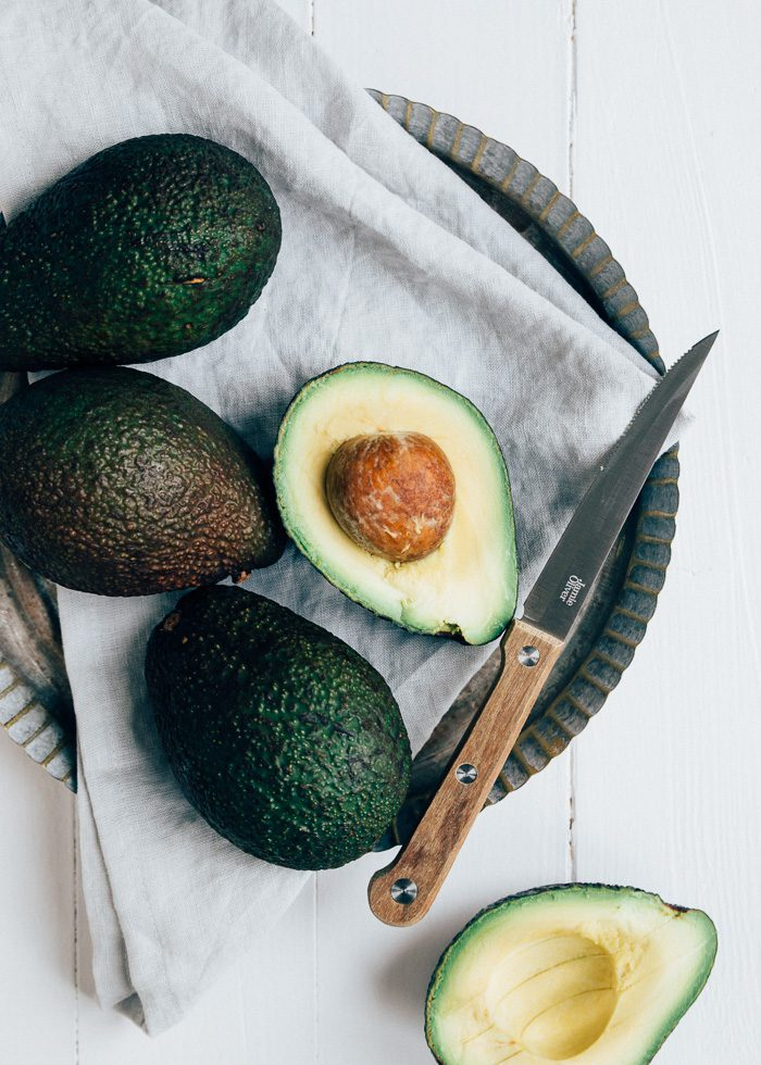Ingredient avocado