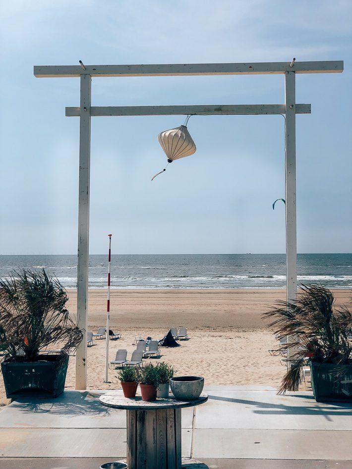 ajuma beach zandvoort