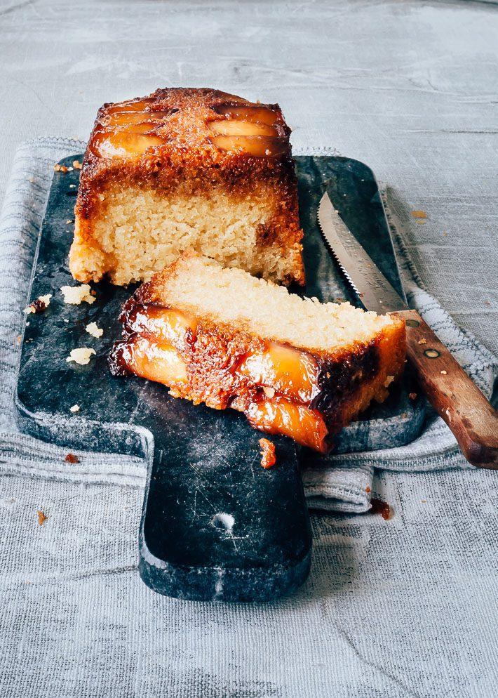 omgekeerde cake