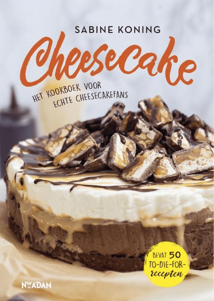 Cheesecake boek