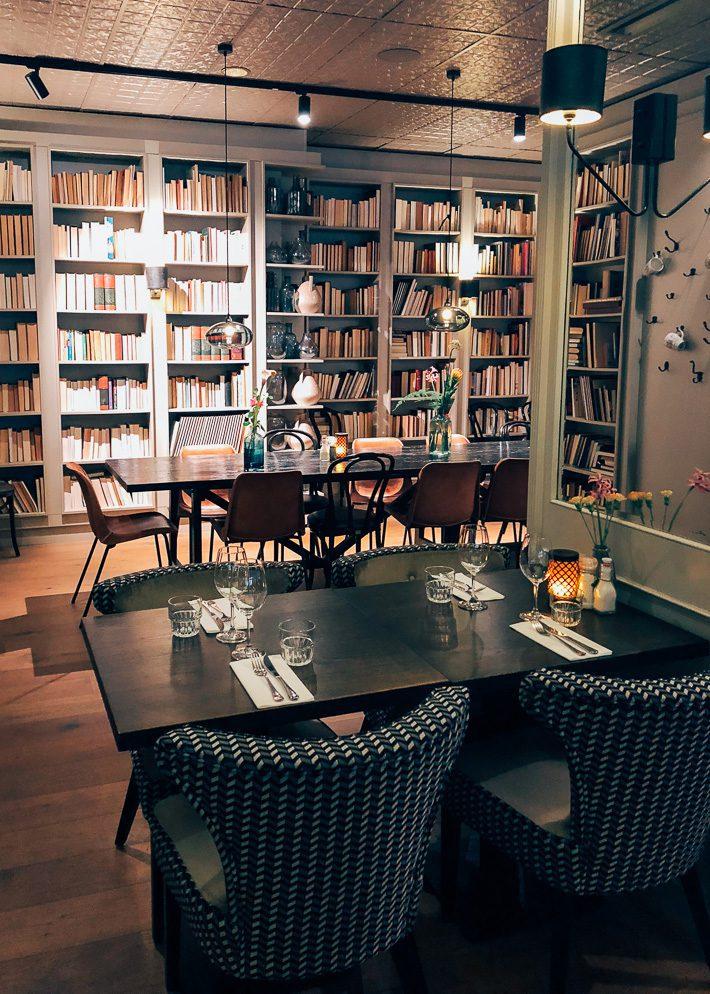 Zocher Haarlem restaurant