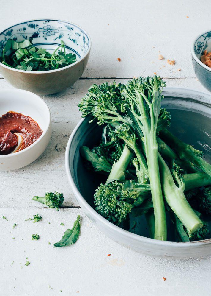 gewokte groenten