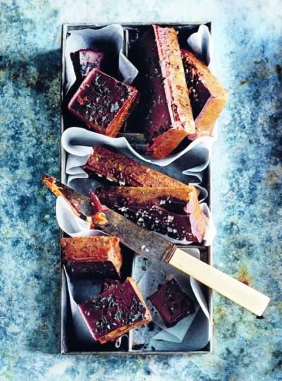 Boekreview Modern Baking van Donna Hay
