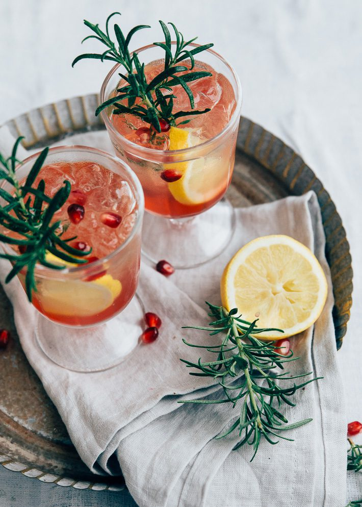 Mocktail recept met citroen