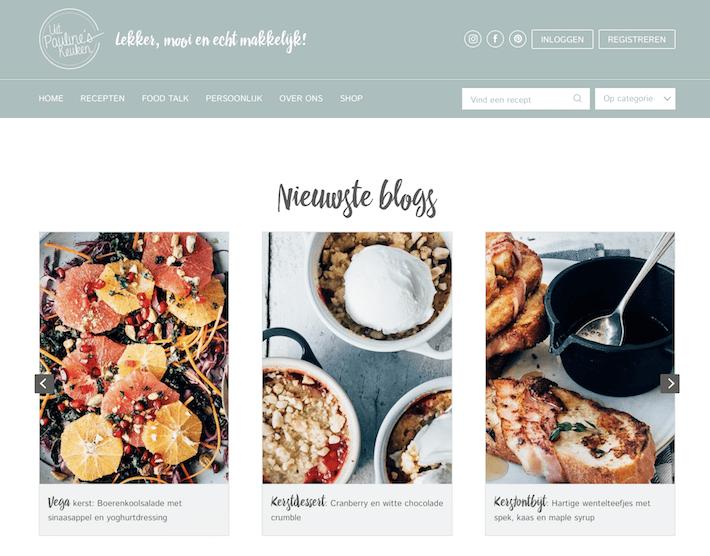 Welkom op onze nieuwe site
