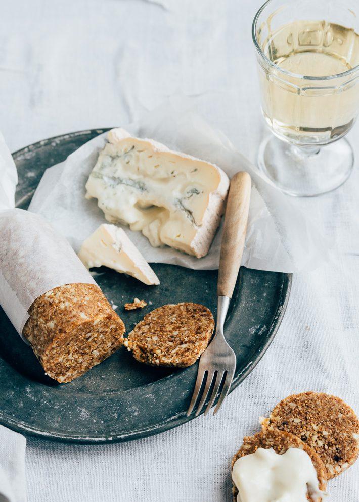 Vijgenbrood met noten voor bij je kaasplank