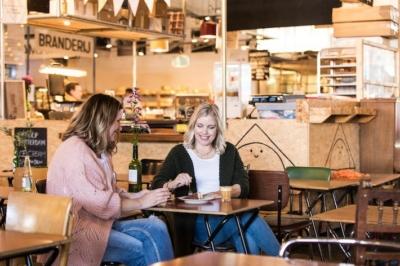 Pauline trakteert: culinair shoppen met korting en shoppen in onze stijl