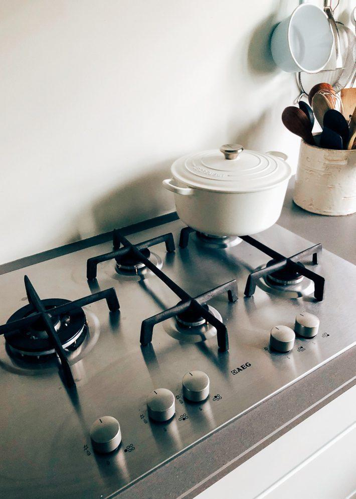 AEG kookplaat
