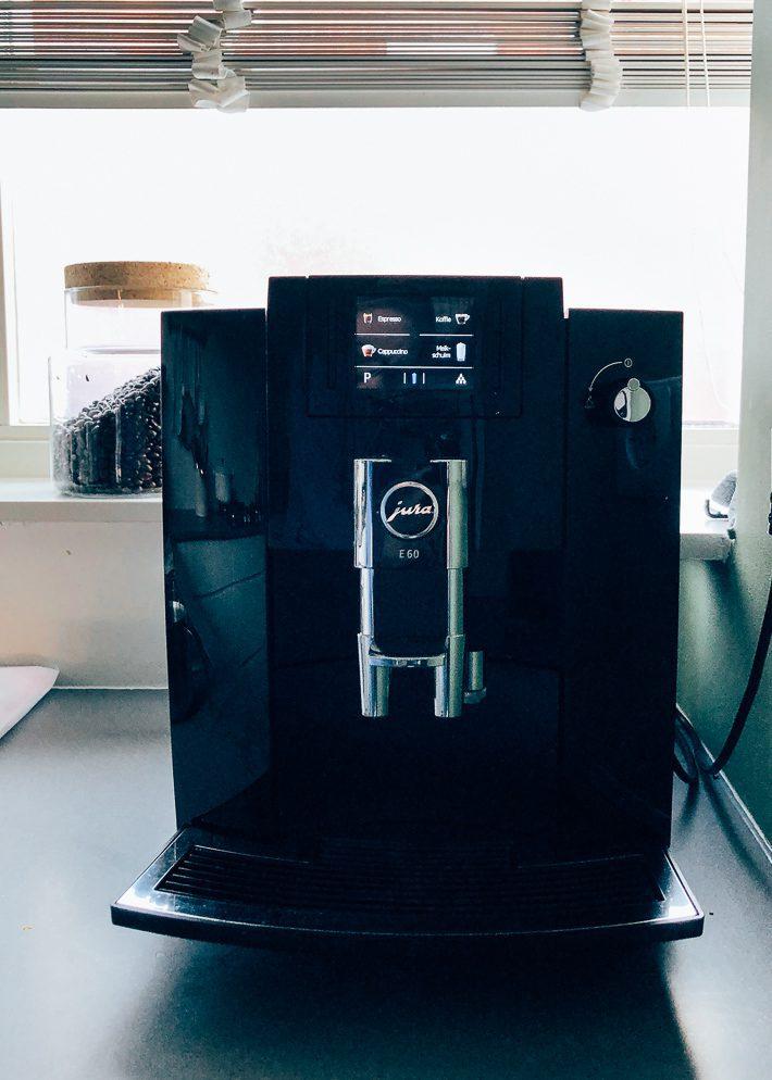 jura koffiemachine