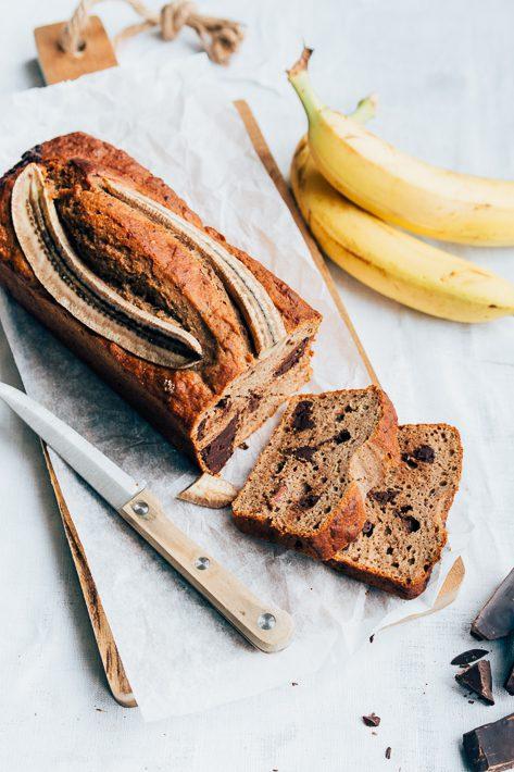 5 x Bananenbrood recepten