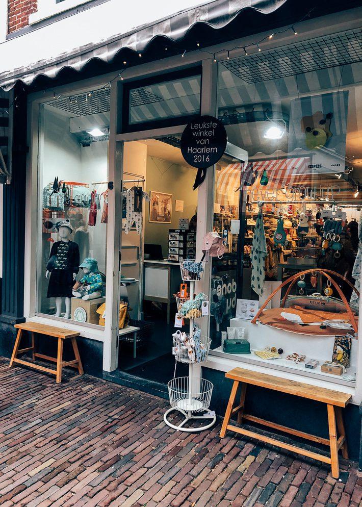 Mijn favoriete shopadresjes in Haarlem (non-food)
