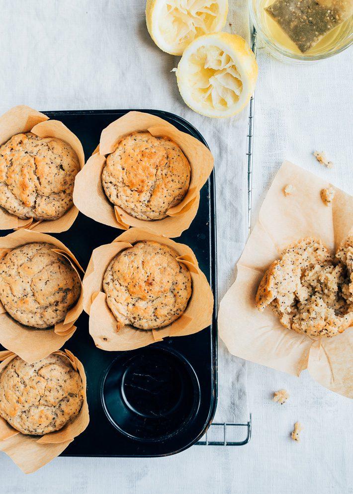 Gezonde muffins