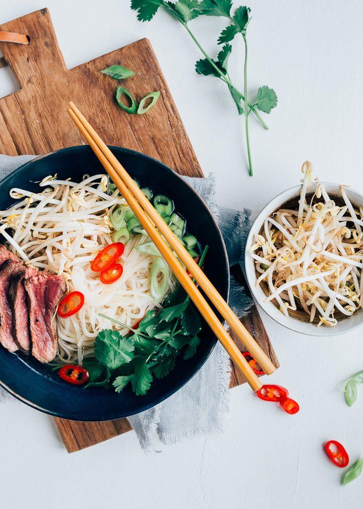 Vietnamese pho (Snel recept)