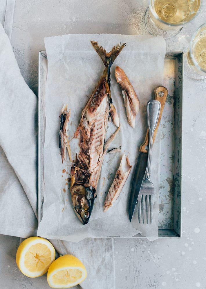 Zelf makreel roken op de barbecue